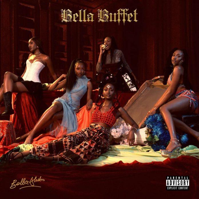 Bella Alubo – Bella Buffet Album