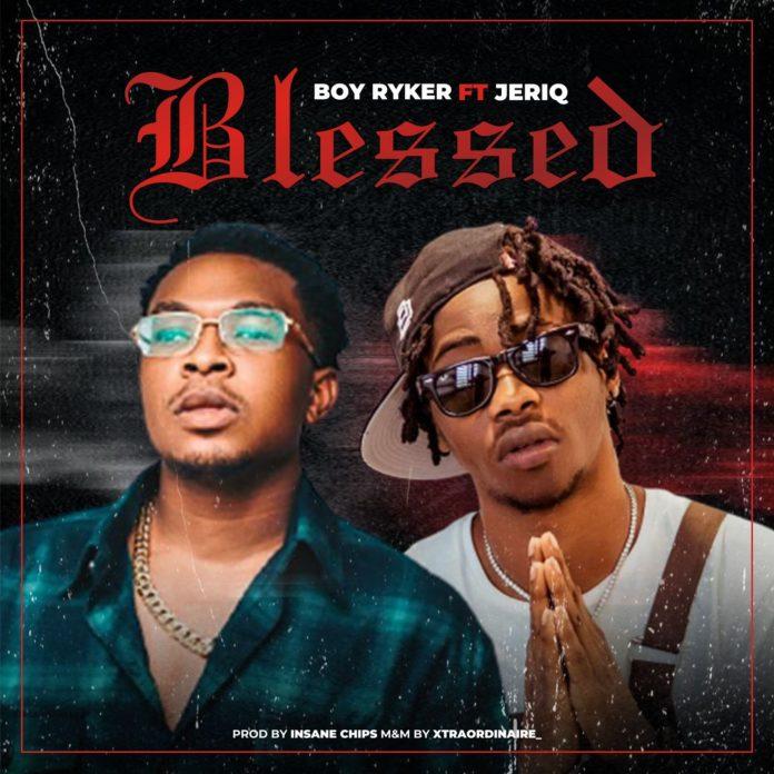Boy Ryker - Blessed ft. JeriQ