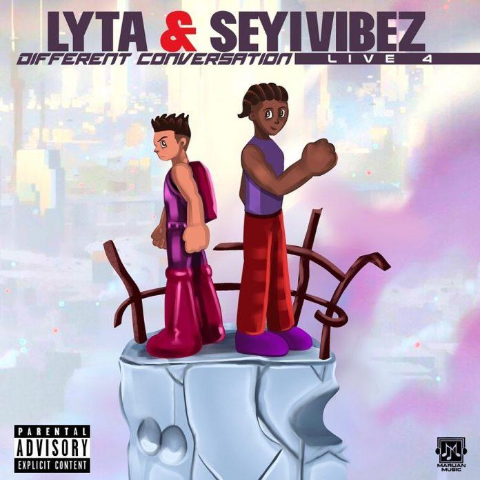 Lyta – Different Conversation (Live 4) ft. Seyi Vibez