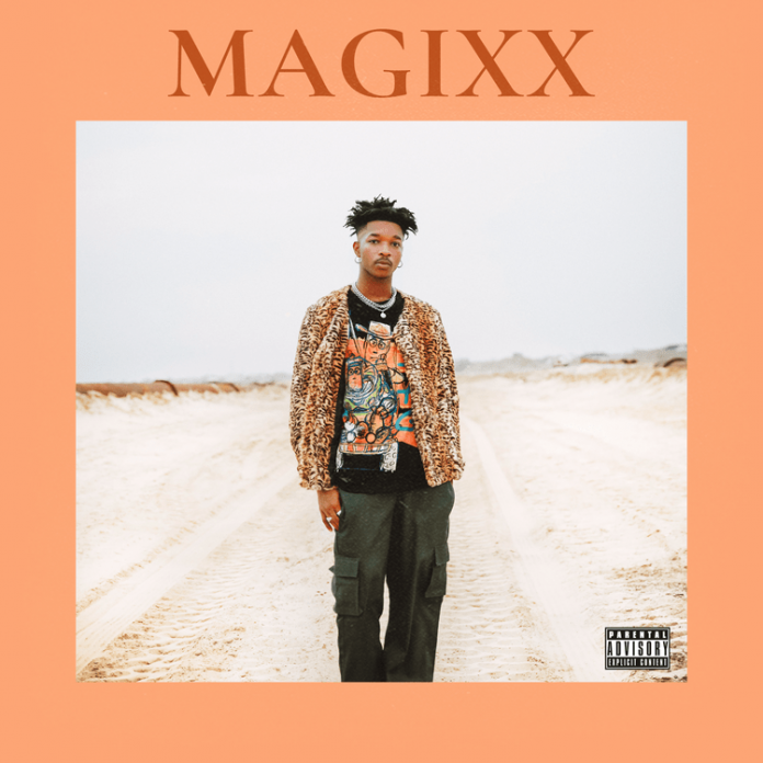 Magixx - Magixx EP