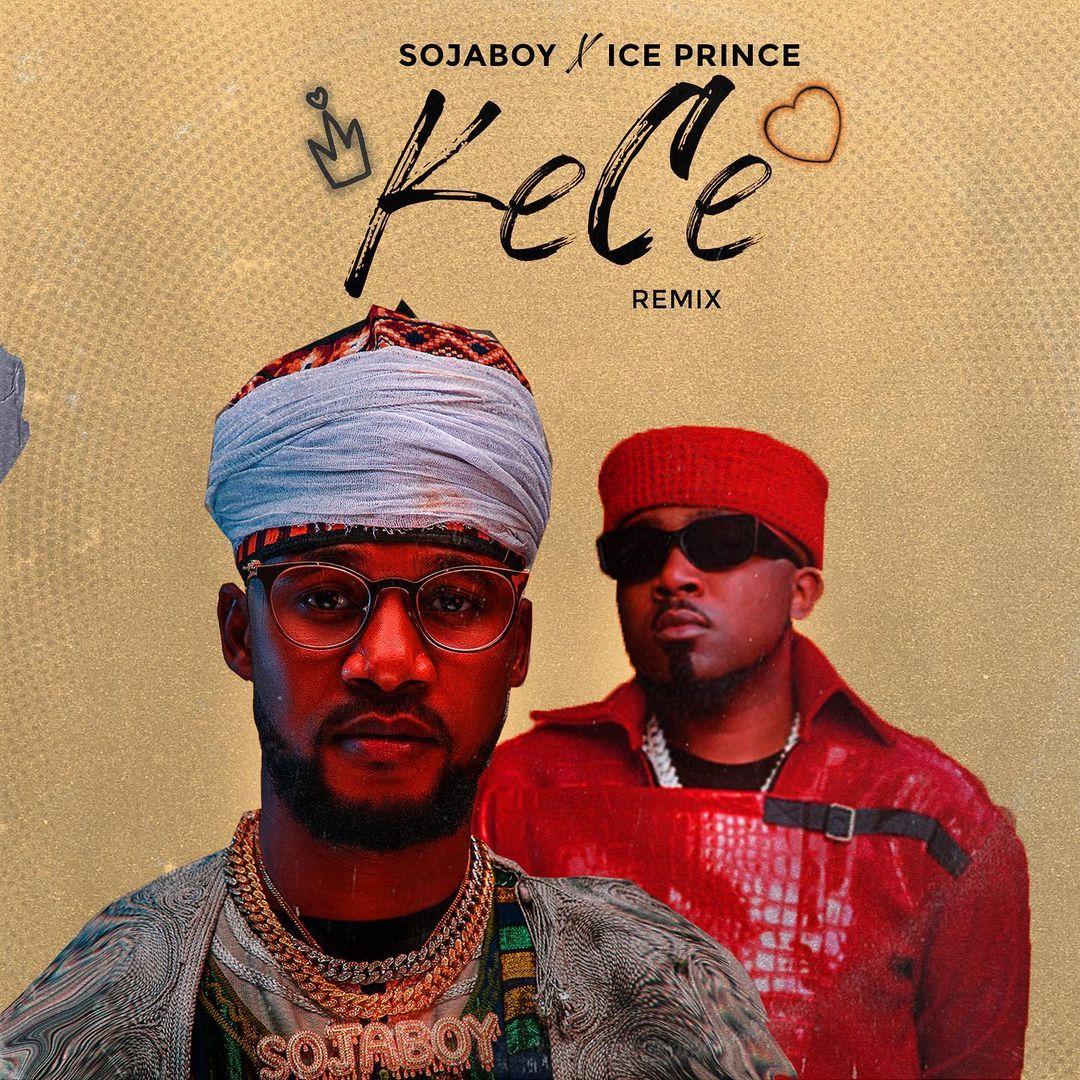 Sojaboy – Kece (Remix) ft. Ice Prince