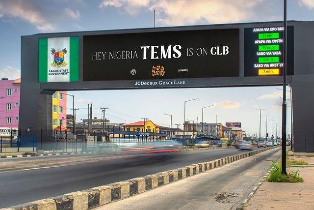 Tems On Billboard