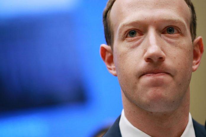 Facebook CEO - Mark Zuckerberg